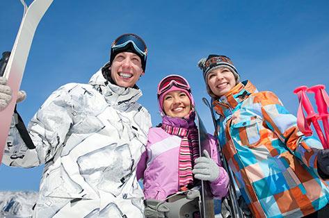 go-ski - wintersport oostenrijk